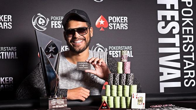 PokerStars Festival Marbella Omar Del Pino