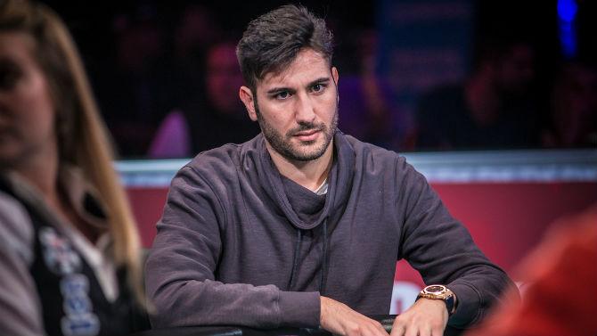 Risultati WSOP 2018 Dario Sammartino