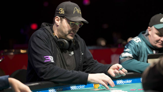 Risultati WSOP 2018 Phil Hellmuth