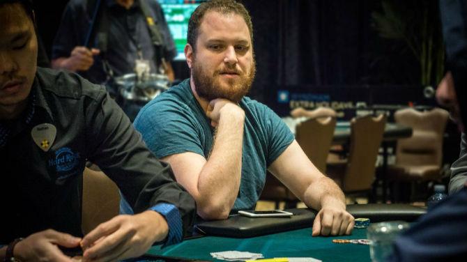 Risultati WSOP 2018 Scott Seiver
