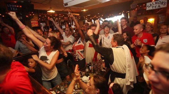 Mondiali, ritrovato tifoso dell'Inghilterra scomparso: era ubriaco in hotel