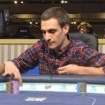 Risultati WSOP 2018 Gianluca Speranza