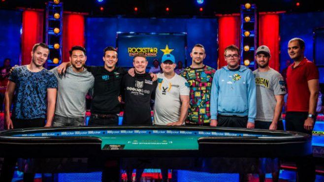 Risultati WSOP 2018