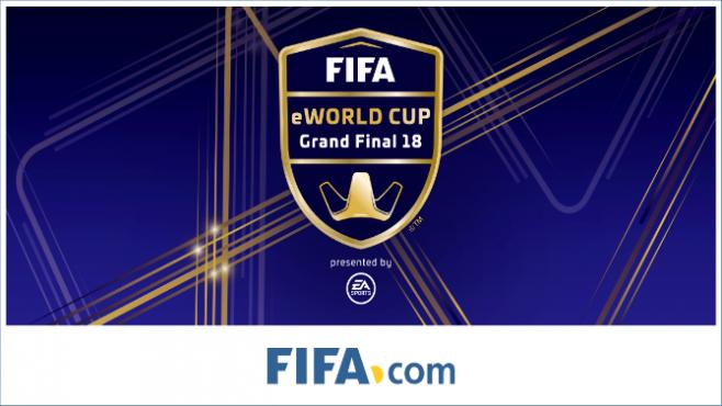 FIFA eWorld Cup 2018 Grand Final