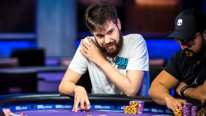 Dominik Nitsche e i tornei di poker