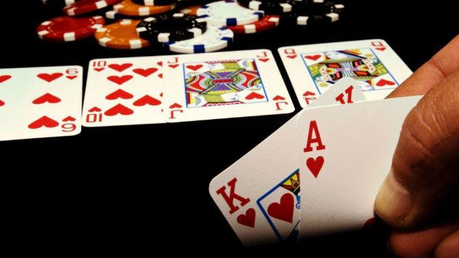 poker range
