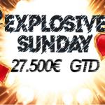 explosive sunday