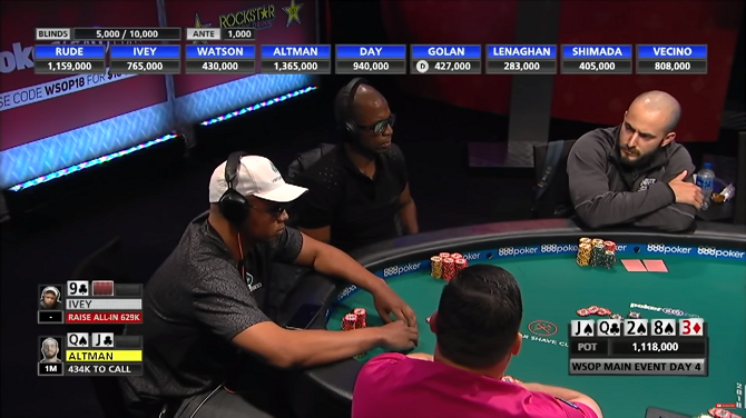 Phil Ivey vs Brian Altman