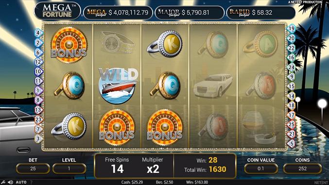 PokerStars Casino Mega Moolah