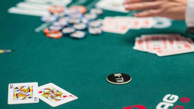 Strategia poker blocker