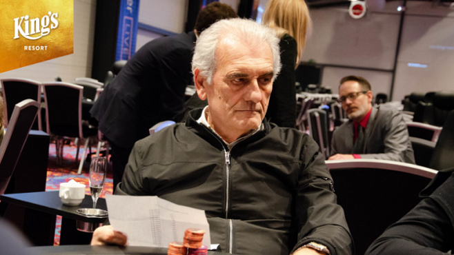 WSOP Europe Pasquale Vinci