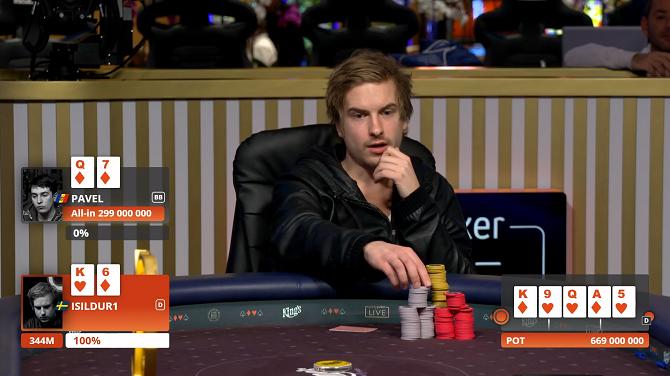 Twitch Poker Isildur1