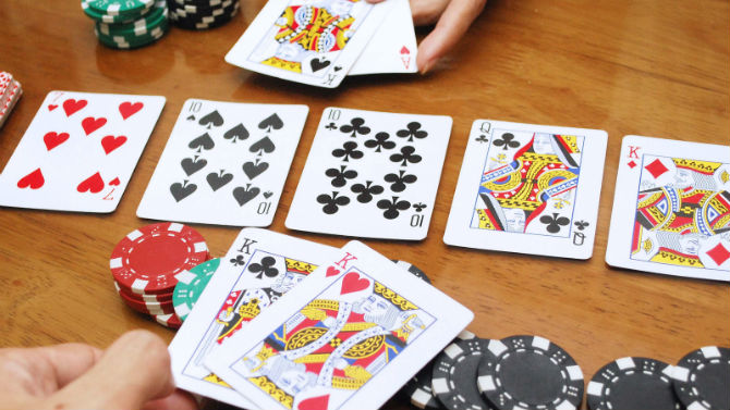 Short deck poker strategia