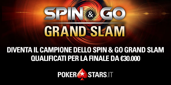 Spin and Go Grand Slam