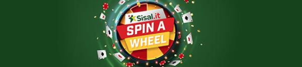 Sisal Spin a wheel