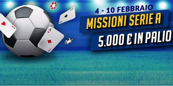 Missioni Serie A