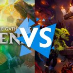 Hearthstone vs Magic