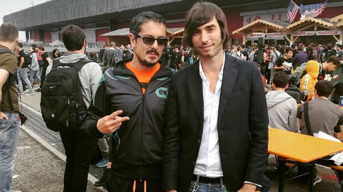 V1cious e Luca Pagano