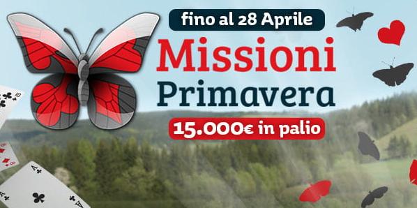 Missioni Primavera