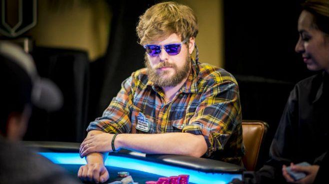 WSOP 2019 Ben Keeline