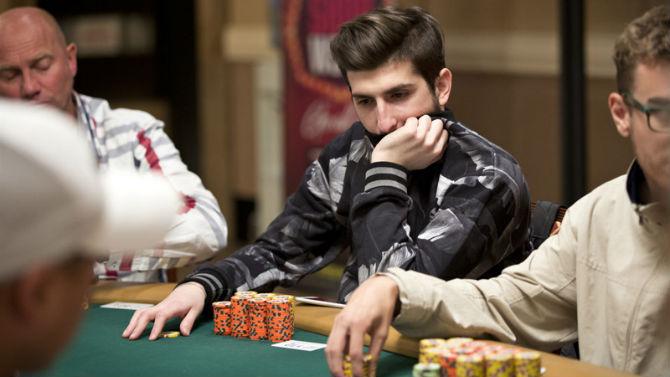 Risultati WSOP Luigi Curcio