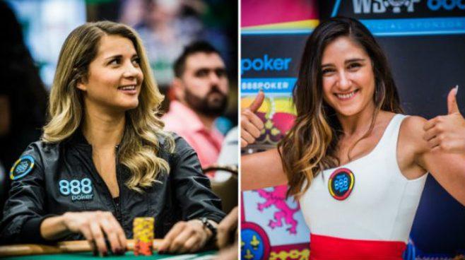 Sofia Lovgren e Ana Marquez
