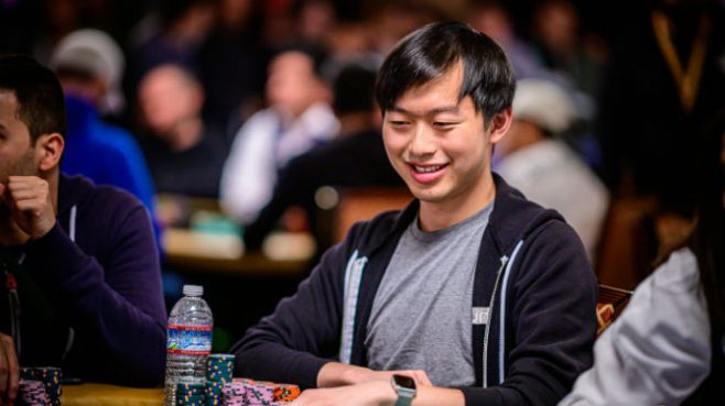 Timothy Su Main Event WSOP