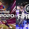 FIFA 20 vs PES 20