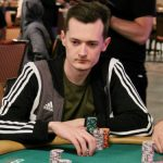 Nick Marchington Main Event WSOP