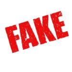 Fake tell