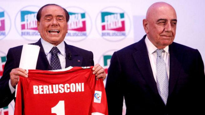 Silvio Berlusconi Monza eSports