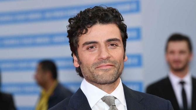 The Card Counter Oscar Isaac
