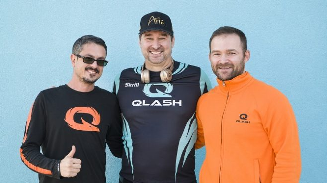 Phil Hellmuth QLASH