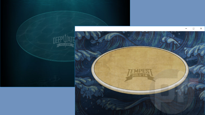 Poker online Deep Water Tempest