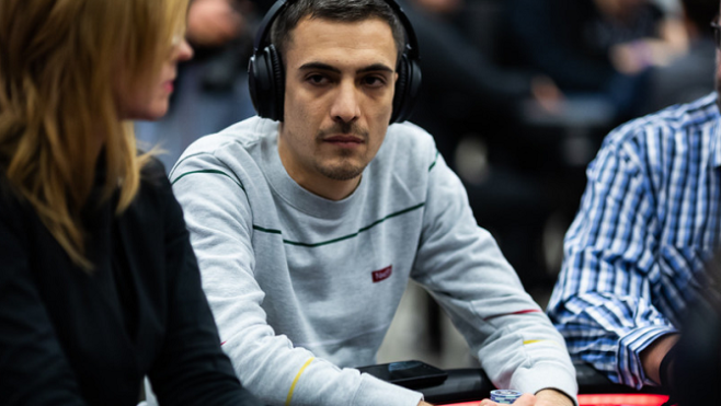 EPT Praga Main Event Gianluca Speranza