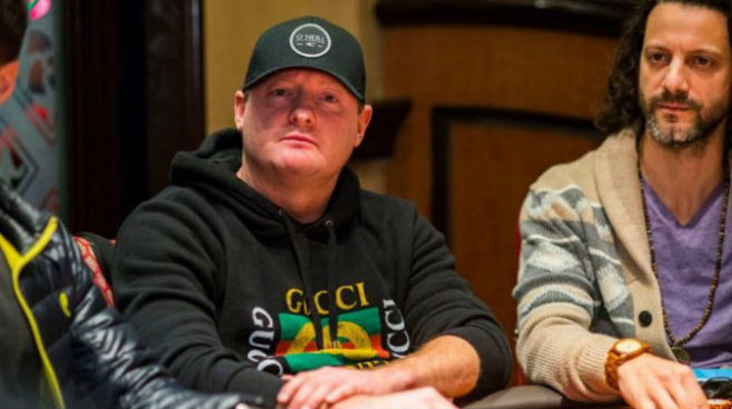 Jon Lawson poker