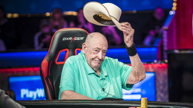 Doyle Brunson Super Bowl