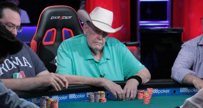 Doyle Brunson Las Vegas