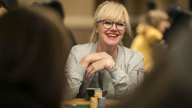 Poker pro da seguire: Veronica Brill