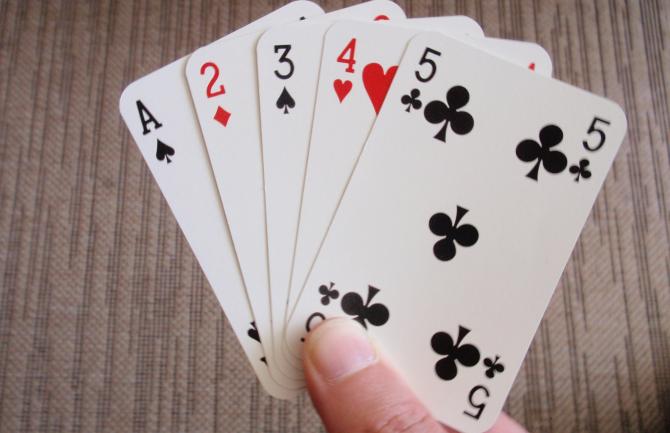 poker all'italiana punti