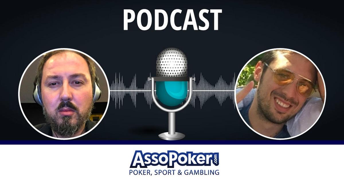 Poker-Podcast con Andrea Panarese