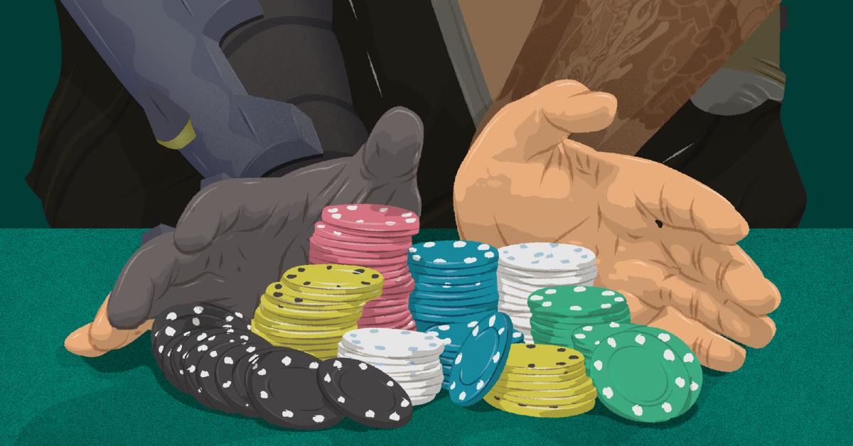 esport poker
