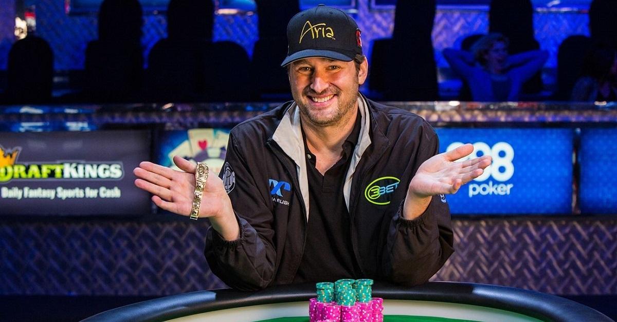 Phil Hellmuth poker
