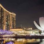 Casinò stravaganti Marina Bay Sands