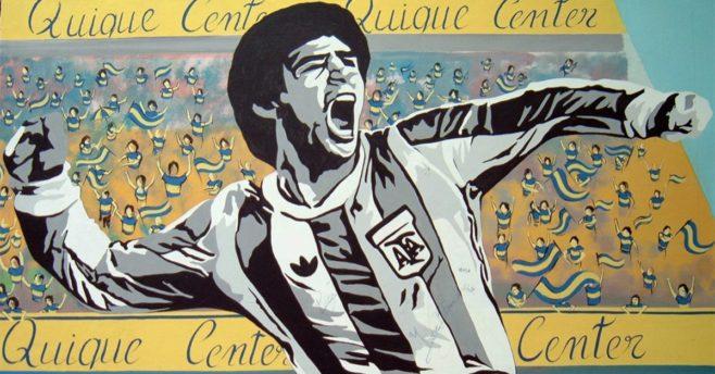 Diego Armando Maradona morto