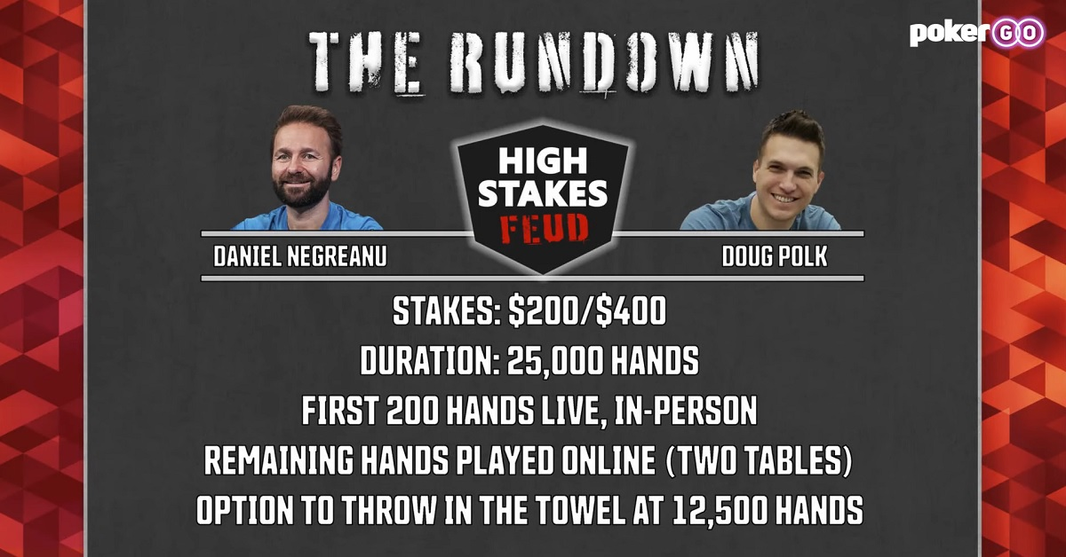 High Stakes Feud