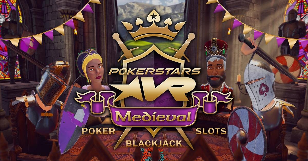 PokerStars VR Medieval