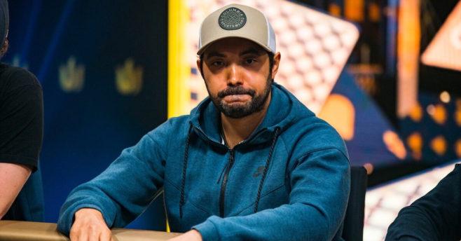 Timothy Adams poker live