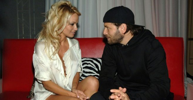Rick Salomon e Pamela Anderson