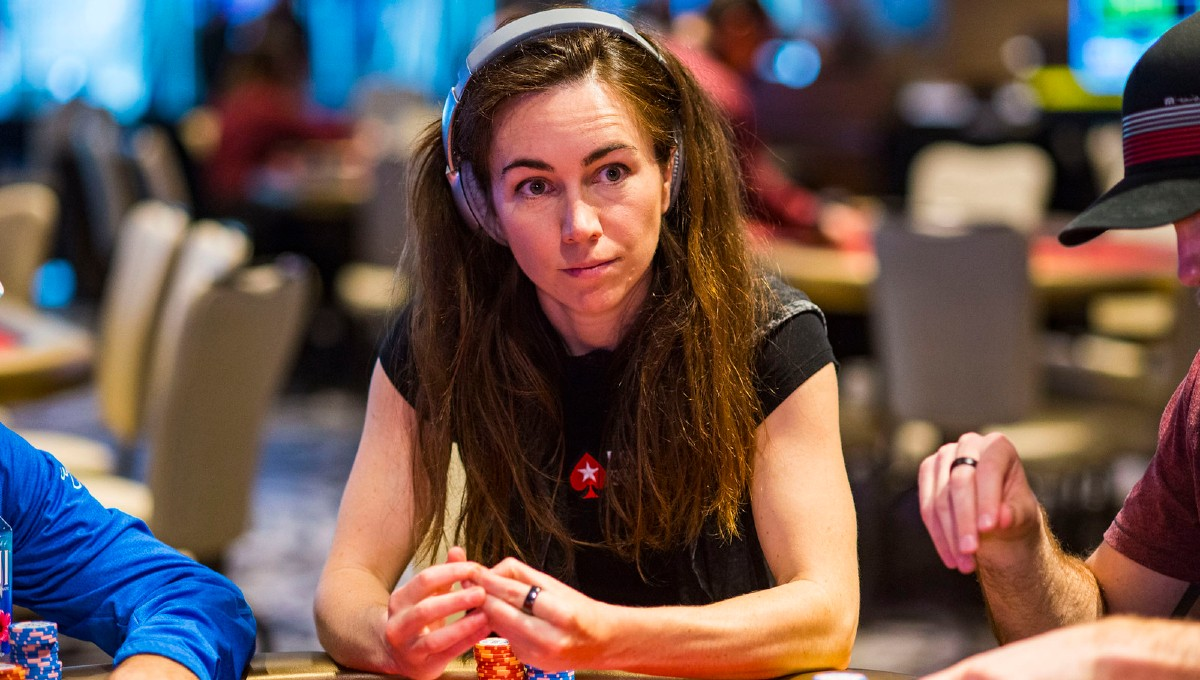 Liv Boeree bluff